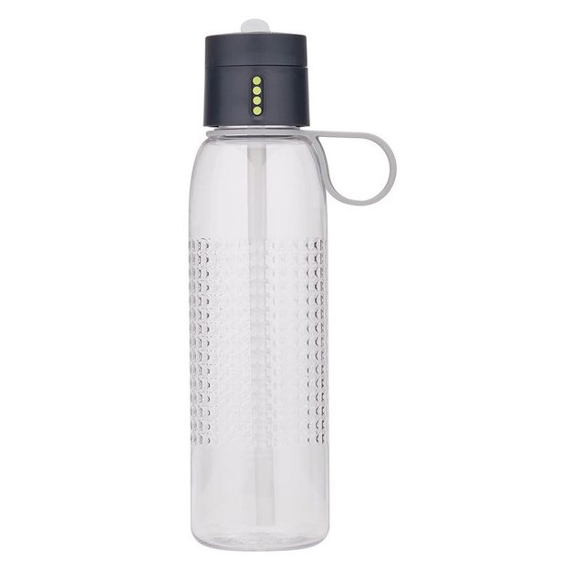 Joseph Joseph: Dot Active Water Bottle - Grey (750ml)
