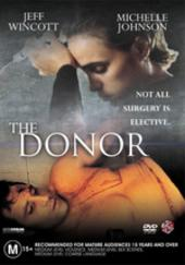 The Donor on DVD