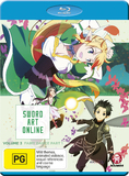 Sword Art Online Vol. 3: Fairy Dance Part 1 on Blu-ray