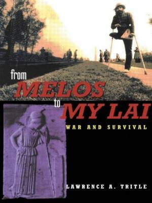 From Melos to My Lai by Lawrence A. Tritle image
