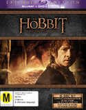 The Hobbit Trilogy - Extended Edition (UV) on Blu-ray