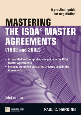 Mastering the ISDA Master Agreements by Paul Harding image
