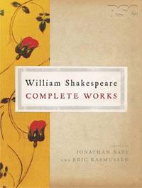 The RSC Shakespeare: The Complete Works by David Wilkins image