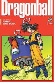 Dragon Ball (3-in-1 Edition), Vol. 12 by Akira