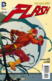 The Flash Vol. 5 (The New 52) by Brian Buccellato