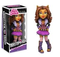 Monster High: Clawdeen Wolf - Rock Candy Vinyl Figure