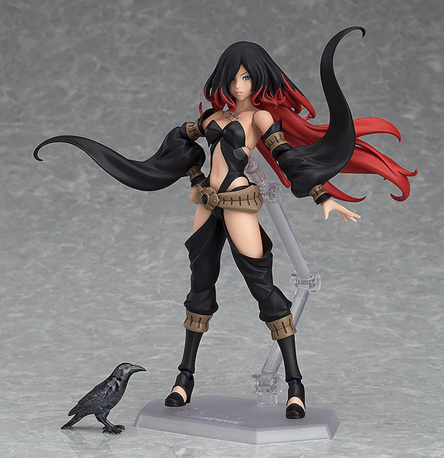 Figma: Raven (Gravity Rush 2) - Articulated Figure