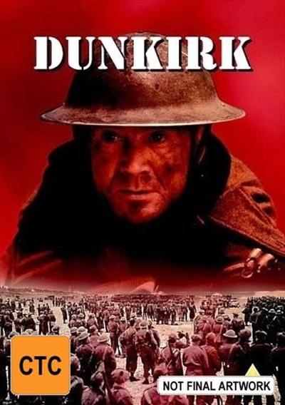 Dunkirk (1958) on DVD image