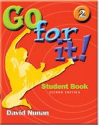 Go for it!: Book 2A by David Nunan image