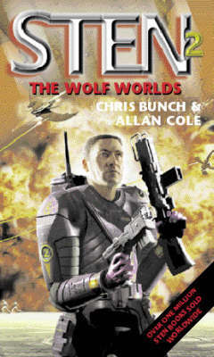 The Wolf Worlds by Chris Bunch