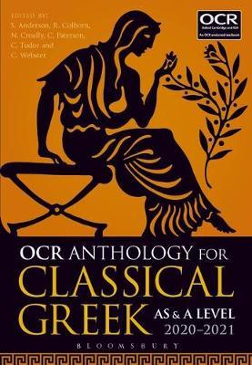 OCR Anthology for Classical Greek AS and A Level: 2019-21 image