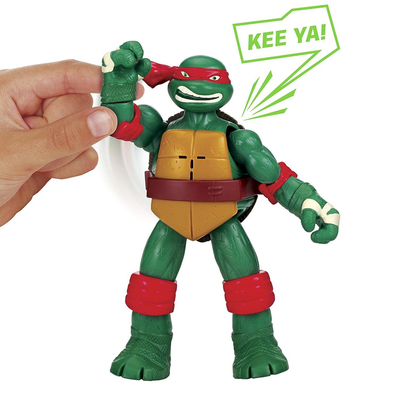 TMNT: Ninja Shouts Deluxe Figure - Raphael image