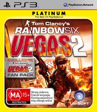 Tom Clancy's Rainbow Six Vegas 2 Complete Edition (Platinum) for PS3 image