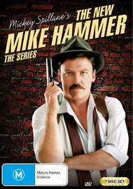 Mickey Spillane's: The New Mike Hammer - The Series (1986) on DVD