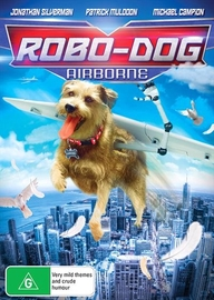 Robo-Dog: Airborne on DVD