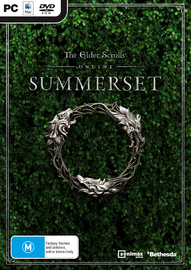 Elder Scrolls Online: Summerset for PC Games