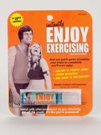 Blue Q Breath Spray - Enjoy Exercising (7.5 ml)