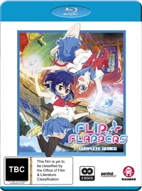Flip Flappers - The Complete Series on Blu-ray