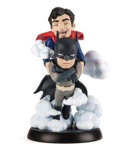 World's Finest: Batman & Superman - Q-Fig Figure image