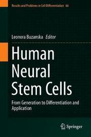 Human Neural Stem Cells