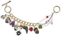 Disney: Classic Villains - Charm Bracelet