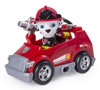 Paw Patrol: Mini Vehicles - (Marshall's Fire Cart)