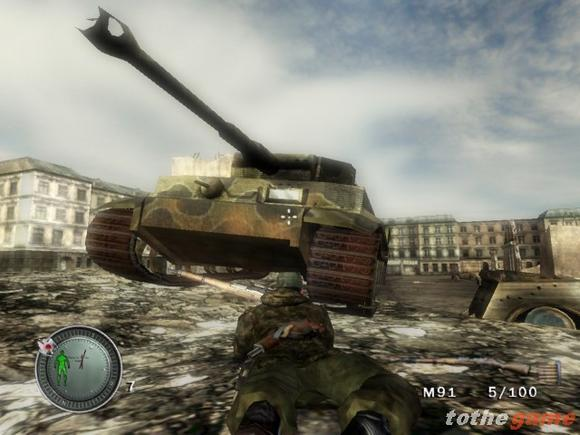 Sniper Elite for Xbox image