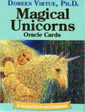 Magical Unicorns Oracle Cards (Deck & Guidebook) by Doreen Virtue