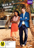 Death in Paradise: Season 4 DVD