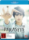 Parasyte Part 1 on Blu-ray