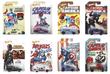 Hot Wheels Marvel Captain America 75th Anniversary Assortment