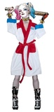 Suicide Squad - Harley Quinn Hoodless Robe