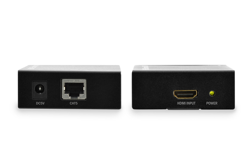 Digitus HDMI Video Extender Over Cat5/Cat6 (50m) image