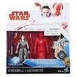 Star Wars: Force Link Figure - Rey (Jedi Training) & Elite Praetorian Guard 2 Pack