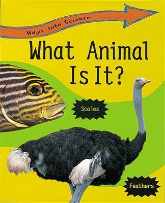What Animal Is It? by Peter Riley
