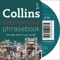 Vietnamese Phrasebook CD Pack by N.A. image
