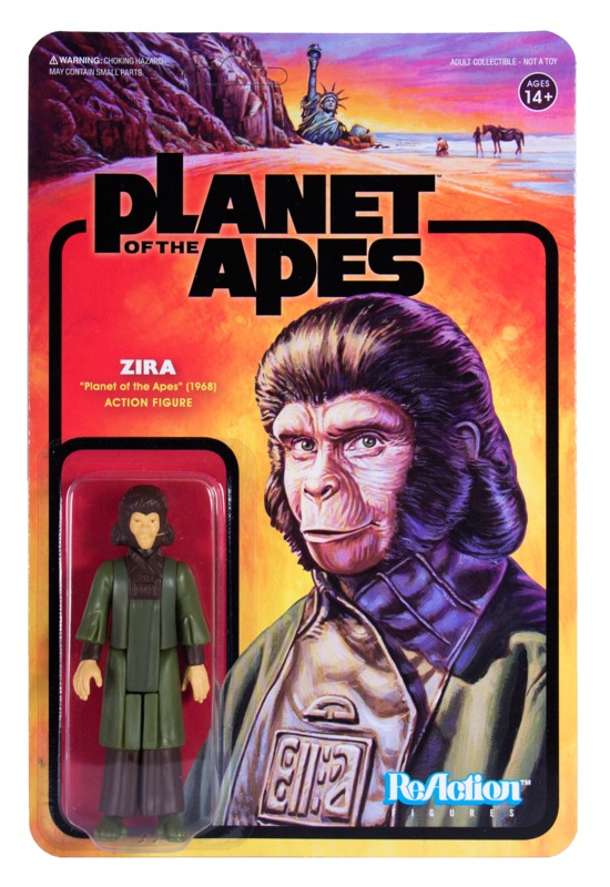 Planet of the Apes: Dr. Zira - ReAction Figure