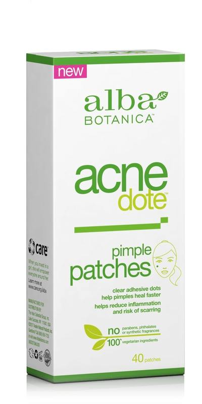Alba Botanica - AcneDote - Pimple Patches (40 Patches)