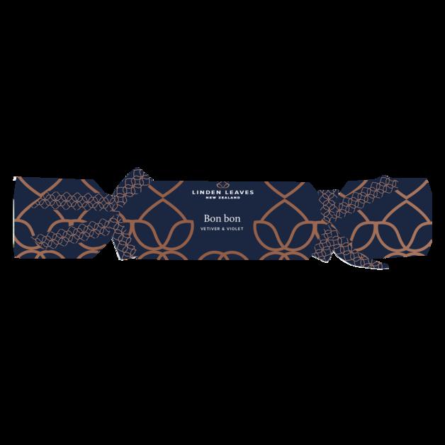 Linden Leaves: Gifting Bon Bon - Vetiver & Violet (Hand Cream & Body Polish)