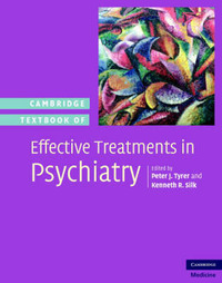 Cambridge Textbook of Effective Treatments in Psychiatry image