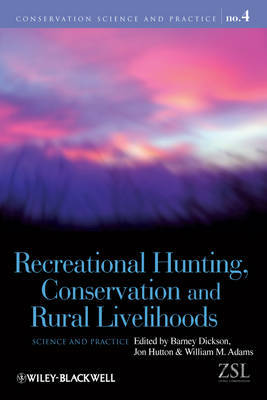 Recreational Hunting Conservation and Rural Livelihoods - Science and Practice image