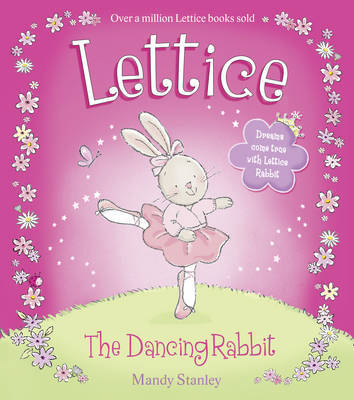 Lettice the Dancing Rabbit by Mandy Stanley image