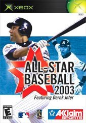 All Star Baseball 2003 for Xbox