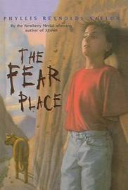 The Fear Place by Phyllis Reynolds Naylor image