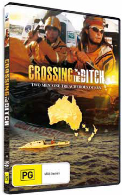 Crossing The Ditch on DVD