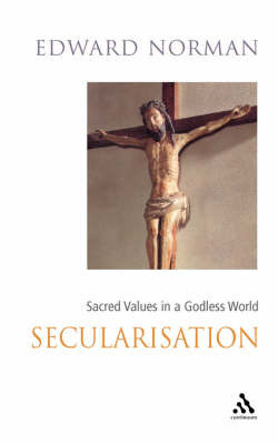 Secularization by Edward Norman