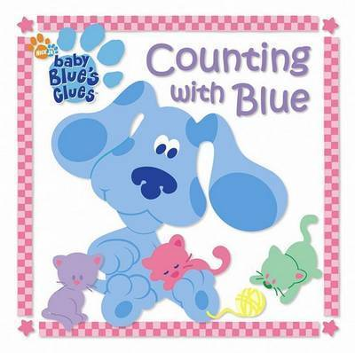 Counting with Blue by Lauryn Silverhardt