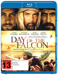 Day of the Falcon on Blu-ray image
