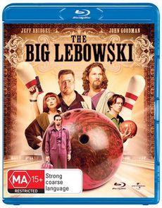 The Big Lebowski on Blu-ray