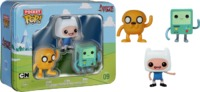 Adventure Time - Pocket Pop! 3-Pack Tin